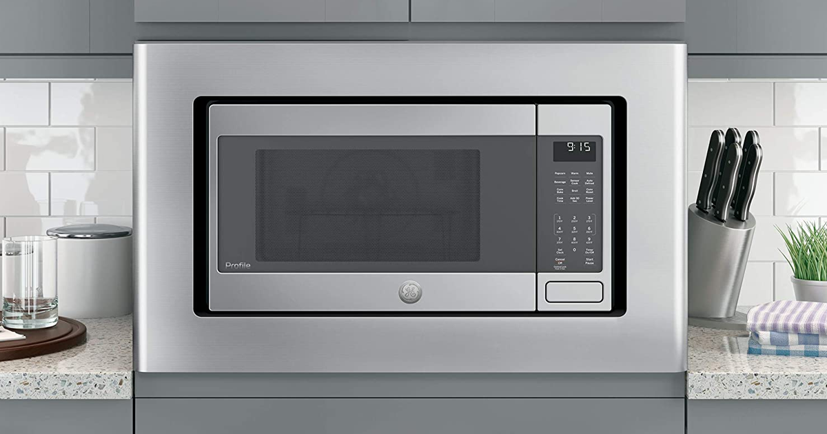 GE Profile 1.5 cu. ft. Convection Microwave Oven FAQs