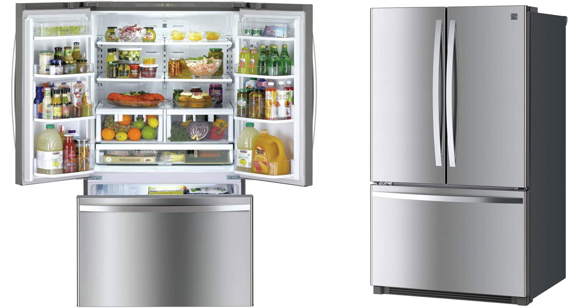 Frequently Asked Questions on Kenmore 4674025 Elite 29.8 Cu. Ft. French Door Refrigerator